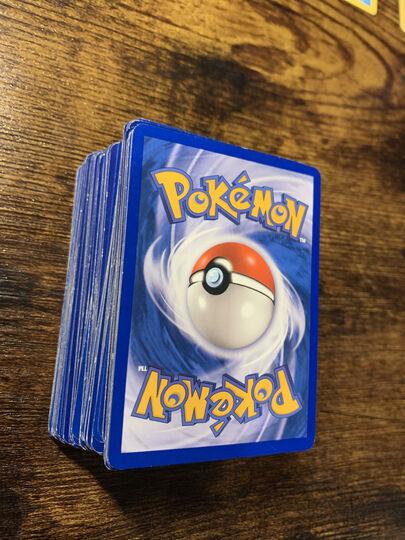 100 card lot pokemon Item Image