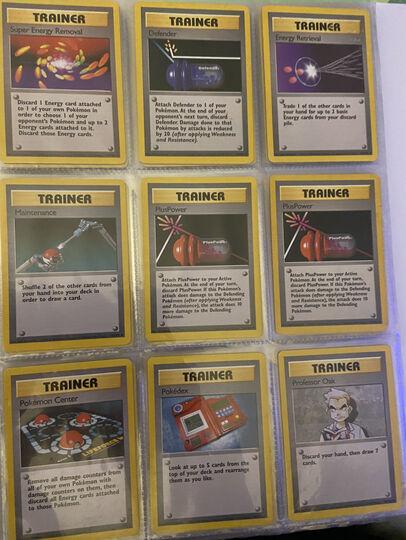 Pokemon Base Set Collection Item Image